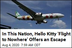 For Those Desperate to 'Travel,' This Hello Kitty Trip May Satisfy