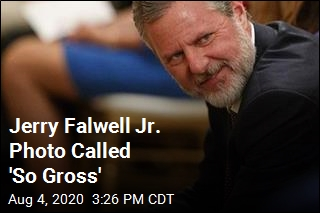 Jerry Falwell Jr. Apparently Posts Photo of His Unzipped Pants