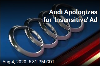 Audi Apologizes for 'Insensitive' Ad