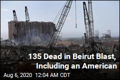 An American Is Among the Dead in Beirut