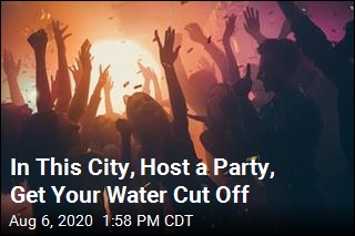 In This City, Hosting a Party Could Mean Losing Power