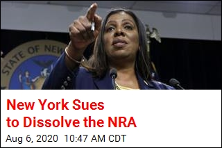 New York Sues to Dissolve the NRA