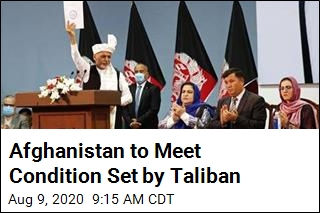 Afghanistan to Meet Condition Set by Taliban
