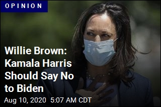Former SF Mayor Willie Brown: Kamala Harris Should Say No