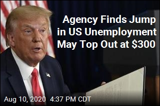 Agency Finds Jump in US Unemployment May Top Out at $300