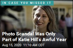 After Scandal, Katie Hill Is Taking Back Her Story