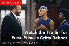 Fresh Prince Is Getting a Reboot—a Darker One