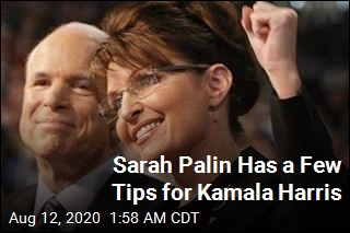 Sarah Palin Has Some Advice for Kamala Harris