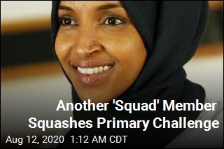 Ilhan Omar Fends Off Primary Challenger