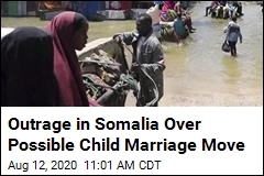 Somalia Bill Details Timing of Permissible Child Marriage