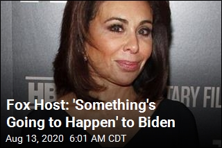 Fox Host: 'Something's Going to Happen' to Biden