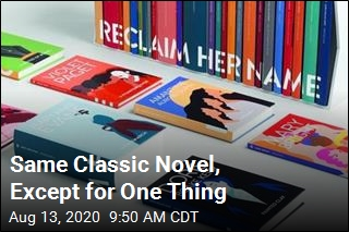 Same Classic Novel, Except for One Thing