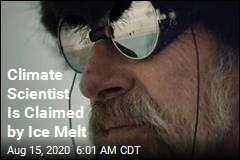 Climate Scientist Is Claimed by Ice Melt