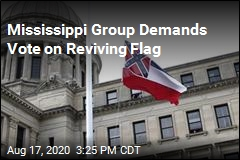 Group Demands Vote on Reviving Mississippi Flag