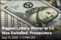 'Lottery Lawyer' Allegedly Spent His Clients' Winnings