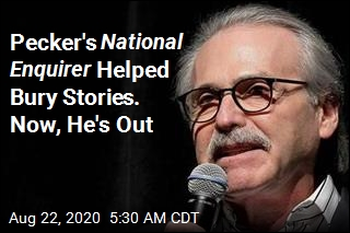 David Pecker Stepping Down as National Enquirer Parent's CEO