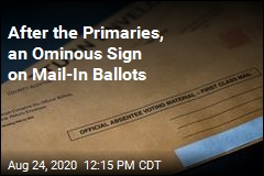 After the Primaries, an Ominous Sign on Mail-In Ballots