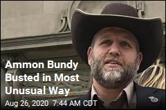 Ammon Bundy Wouldn't Leave State Capitol. Cops Got Creative