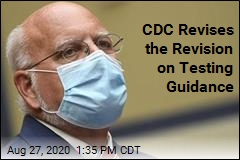 After Backlash, CDC Tries Again on Test Guidelines