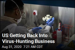 US Getting Back Into Virus-Hunting Business
