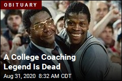 A College Coaching Legend Is Dead