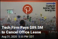 Tech Firm Pays $89.5M to Cancel Office Lease