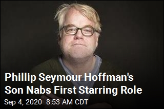 Phillip Seymour Hoffman's Son Nabs First Starring Role