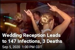 Wedding Reception Leads to 147 Infections, 3 Deaths