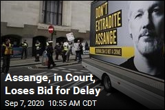 Assange's Big Court Fight Begins