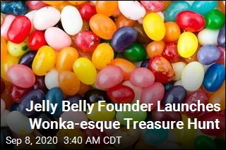 Jelly Belly Founder Launches Fantastical Treasure Hunt