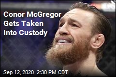 Conor McGregor Detained in France