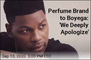 Perfume Brand to Boyega: 'We Deeply Apologize'