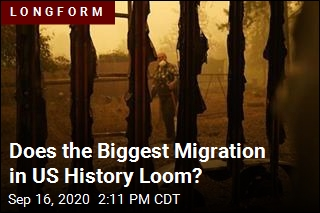 Does the Biggest Migration in US History Loom?
