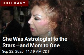 She Was Astrologist to the Stars—and Mom to One