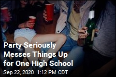 Party Seriously Messes Things Up for One High School