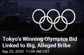 A Big Bribe Allegedly Linked to Tokyo Olympics Bid