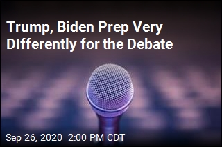 How Trump, Biden Are Prepping for the Debate