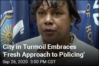 City in Turmoil Embraces 'Fresh Approach to Policing'