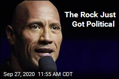 The Rock Just Dropped His First Political Endorsement