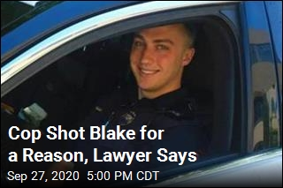 Lawyer of Cop Who Shot Blake: This Is Why He Did It