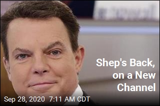Shep's Back, on a New Channel