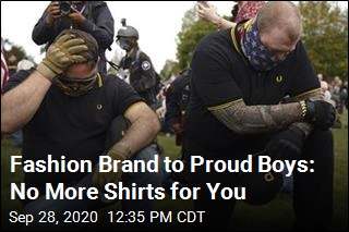 Fred Perry Stops Selling Proud Boys' Favorite Shirt
