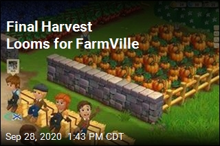 FarmVille Is Being Fallowed