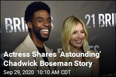 Boseman Cut His Own Salary to Boost Female Co-Star's