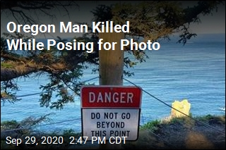 He Climbed a Tree for a Photo Op, Fell to His Death