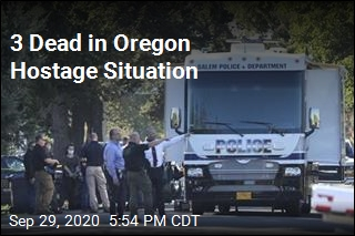 3 Dead in Oregon Hostage Situation