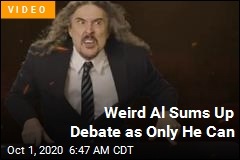 Weird Al Sums Up Debate in 'America Is Doomed'