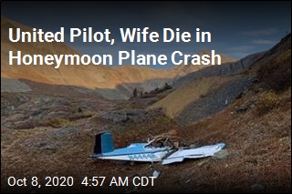 Honeymooning Pilot Dies in Plane Crash