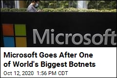 Microsoft Goes After One of World's Biggest Botnets