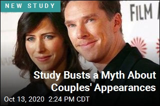 Study Busts a Myth About Couples' Appearances